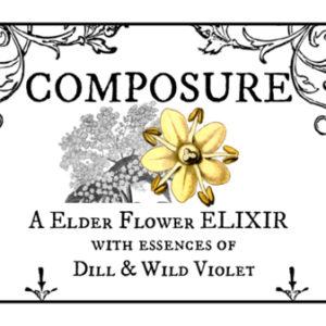 composure elixir label