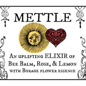 Mettle elixir label