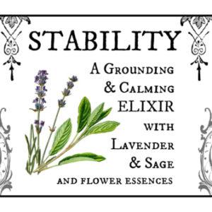 stability elixir label